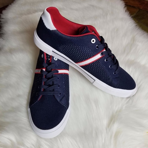 newest 5ecab f3c81 Tommy Hilfiger Pronto Designer Sneaker Shoes